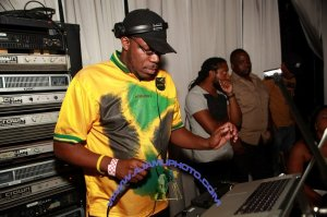 DJ ROY AT MORGAN HERITAGE ALBUM RELEASE PARTY
