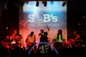 MORGAN HERITAGE AT SOBs