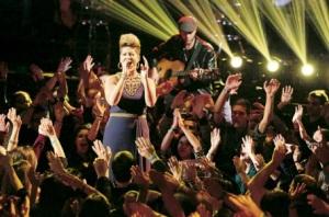 TESSANNE - Pic courtesy of NBC
